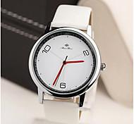 Men's Fashion Contracted Digital2610 Belt Watch