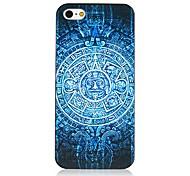 Totem Restoring Ancient Ways Black Frame Back Case for iPhone 4/4S