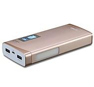 f&d lunar 13000mAh P3 bateria externa para dispositivos móveis