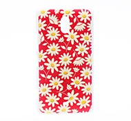 Kinston Red Bottom Pattern Plastic Hard Case for Nokia Lumia 1320