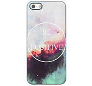Be Positive Design Aluminium Hard Case for iPhone 4/4S