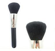 High Quality Goat Hair Big Powder Brush  Cosmetic Mineral Brush