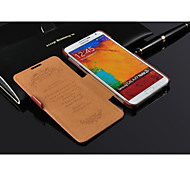 Fashion® Luxury PU Leather Flip Case Cover for Samsung Galaxy Note 3 N9000