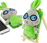 immi® New Fashion Cartoon Rabbit Full Body Case for iPhone 5/5S
