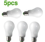 5-pack h + lux ™ cfl a60-16w e27 900lm 2700k cri blanc chaud>80 globe AC220-240V