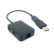 USB2.0-Stecker an Micro-USB-Hub mit USB-Adapter weiblich et-up900ubegww für Galaxy Tablet Note pro tab pro versandkostenfrei