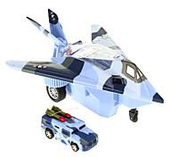 Militärflugzeuge Maßstab 1/90 Düsenjäger rc Auto Spielzeug (zufällige Farbe)