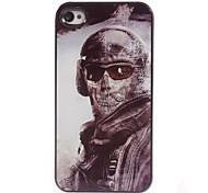 caso duro shootfighters in alluminio per iPhone 5 / 5s