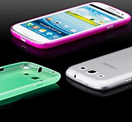 Ultra Thin Frosted Cover Case for Samsung Galaxy S3 9300