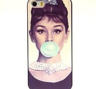 Blowing Balloons Pattern Hard Case for iPhone 5/5S