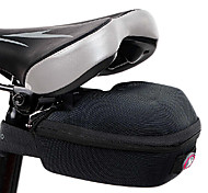 INBIKE Black 1680D Portable Hard Shell Saddle Bag