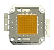JIAWEN® 100W 8000-9000LM 3000K Warm White LED Chip (DC 30-33V)