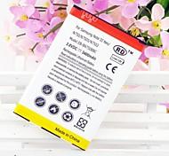 alta capacidad 3400mah 3.8v batería li-ion para Samsung Galaxy Nota 3 / neo / N750 / n7505 / n7502