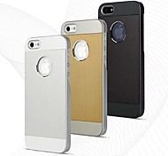 DF Brushed Aluminium Case Cover for iPhone 4/4S (Assorted Colors)
