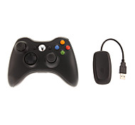 2.4G Wireless Controller & Receiver for Xbox 360/PC