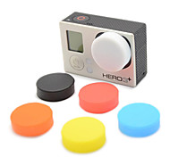 New Colors Protective Silicone Lens Cover for GoPro Hero 3+