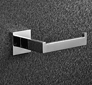Держатель для туалетной бумаги / ПолированноеНержавеющая сталь /Современный