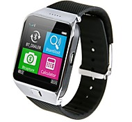 """AOLUGUYA M6 Bluetooth V3.0 Smart Watch with 1.54"""" Touch Screen, Phone, SMS, Music, Pedometer, FM"""