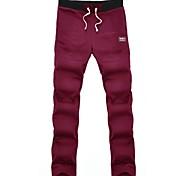 Men's Sweatpants , Casual Pure Cotton