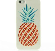 One Pineapple Pattern Hard Case for iPhone 5/5S