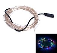 xinyuanyang® 6W 100x0603 SMD RGB-LED flexible Streifen Lampe - Kupfer + schwarz (DC 12V / 1000 cm)