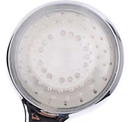Temperature Sensor 15-LED 3 Colors LED Shower Head Bathroom Water Sprinkler