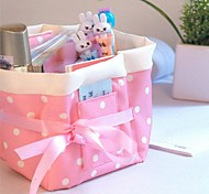 Multifunctional Ribbon Cosmetic  Storage Bag