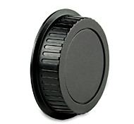 SIDANDE Rear Lens + Camera Body Cover Cap for Canon