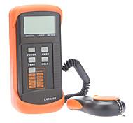 lcd digital de 4 gama lux medidor de luz luxmeter luxímetro iluminância fc (0,1 ~ 200000lux / 0.01fc ~ 20,000fc, 0.1lux)