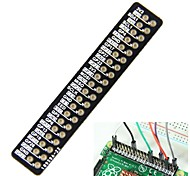 GPIO Pin Reference Board for Raspberry Pi B+