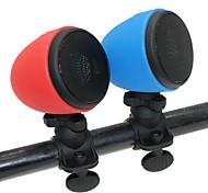 ojade-86 Mini resistente al agua IPX 4 v3.0 + EDR estéreo altavoz bluetooth ultra portátil inalámbrico para micrófono