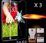 Ultimate Shock Absorption Screen Protector for LG G2 (3PCS)