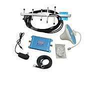 """YX990 1.9 """"Teléfono 900MHz LCD GSM950 celular amplificador de señal Amplificador / puede cubrir 500 metros cuadrados - Azul"""