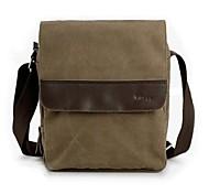 al aire libre de los hombres de negocios fashional bolsa de tela marrón-inclinada solo hombro