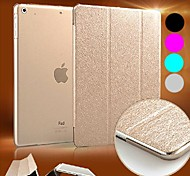 DF Luxury Supper Slip Auto Sleep/Wake Up PU Leather Full Body Case for iPad 2/3/4 (Assorted Colors)