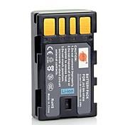 DSTE 7.4V 1700mAh bn-VF808 Akku für JVC GZ-MG275 HD7 gr-d796-Kamera