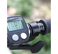 ROSWHEEL LCD Waterproof 14 Functions Bike Computer Bicycle Speedometer(Assorted Color)