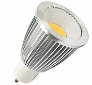 LOHAS Lâmpada de Foco Regulável GU10 7 W 550-630 LM 6000-6500K K Branco Frio 1 LED de Alta Potência AC 100-240 V MR16