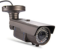 SONY Effio-E 700 TV Line 40 Meters IR Bullet Waterproof Camera with 4-9mm Manual Varifocal Lens