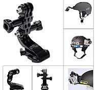 yuanbotong verstellbare Helmhalterung für GoPro Hero3 Kits + / 3/2/1
