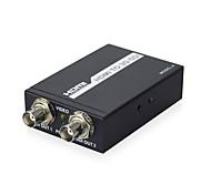HDMI to SDI Converter SD-SDI HD-SDI 3G-SDI to HDMI Adapter Supports 720p 1080p,Engineering,SDI Signal 60HZ