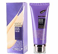 Professional Makeup Face Care Magic Cover BB Cream Natural Foundation Basic