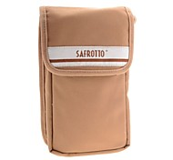 12.SAFROTTO Canvas Bag (L) - Yellow Soil