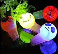 Random  Color  x1pcs Cartoon Finger Party LED Light