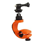360-degree Rotation Bike Mount with Tripod Adaptor and Screw for Gopro Hero3+/3/2/1