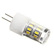 Bombillas LED de Mazorca Decorativa G9 / G4 3W 27 SMD 3014 200-250 LM Blanco Natural AC 100-240 V