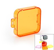 Gopro Accessories Protective Case / Dive Filter For Gopro Hero 3+ Dive / Surfing / Boating / Kayaking / Wakeboarding