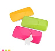LEBOSH™Candy Series Ultrathin Ultralight Sun Visor Tissue Box