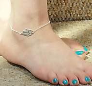 Shixin® Fashion Beautiful Hand Shape Alloy Anklet(1 Pc)
