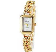 eleganten Platz Wahl dünnen Stahlband Armbanduhr der Frauen (verschiedene Farben)